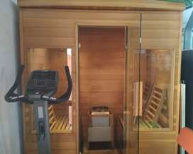 Jaguar Sauna Bath for sale. Rs 120000