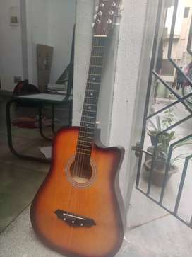1 month used guitar