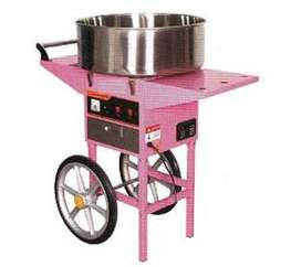 Fomac CCD-MF05 Commercial cotton candy machine with cart