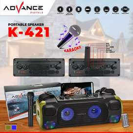 Speaker bluetooth k421