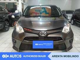 [OLXAutos] Toyota Calya 2018 E 1.2 Bensin M/T Hitam #Arenta Mobilindo