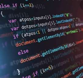 Java, python, web design,  M. S. Office  course training at your home