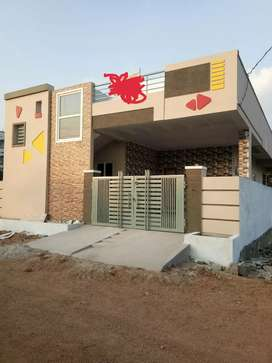 Kapra new 3 bhk independent house for sell