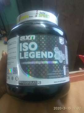 GXN ISO LEGEND
