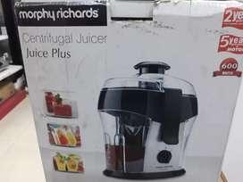 Morphy Richards juicer