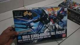 HG Build strike full package Gundam Bandai