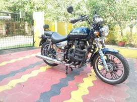 Thunderbird 500 with fully loaded accessories  for sale