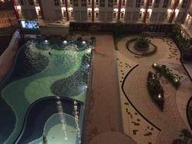 Apt utk lajang/keluarga muda. Pool view, lantai rendah, MERR