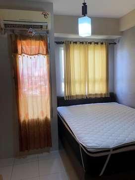 Apartmen puncak permai tower C studio full furnished oke murah !