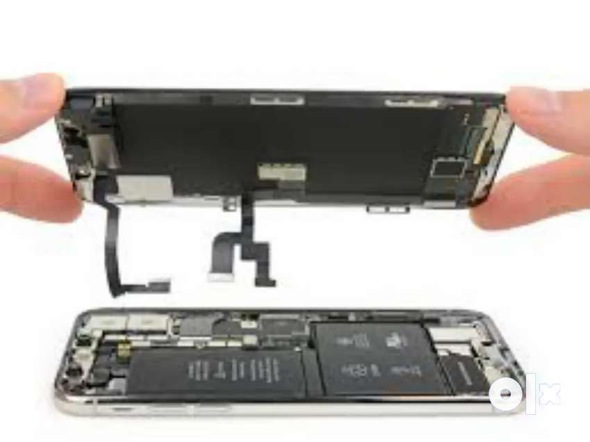 IPhone x display replacement with true tone