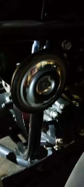 Bike pulsar horn