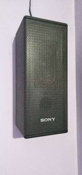 Sony Home theater system 3 months old urgent sell