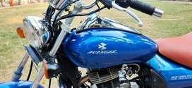 Bajaj Avenger 220cc Blue 2011 Model For Just Rs 28500/-