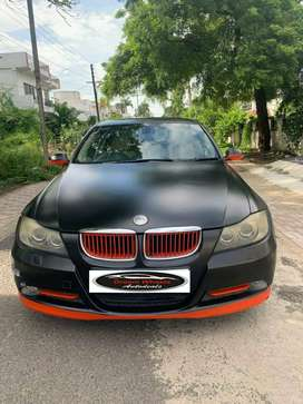 bmw 350d model 2010 all papers clear with modified car