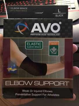 Avo Elbow Support Pelindung Siku untuk Olahraga
