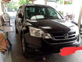 dijual mobil CR-V tahun 2011