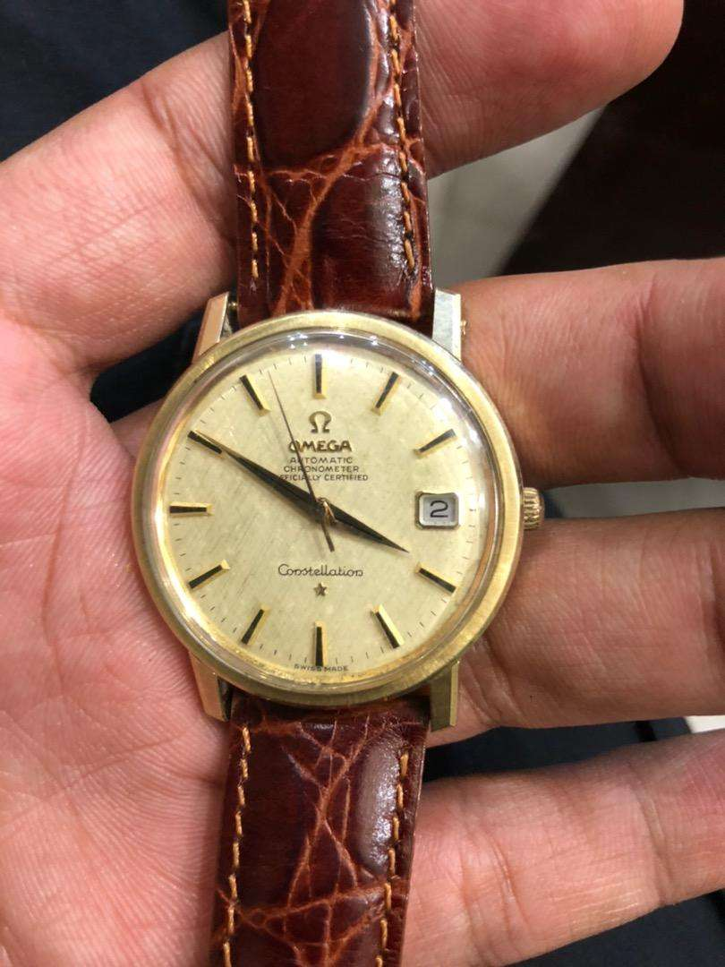 omega Consellation Automatic watch 0