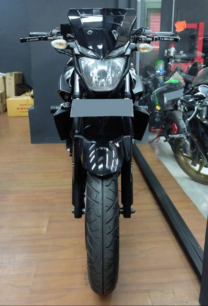 Yamaha MT-25 Tahun 2015 Mulus sangat Terawat