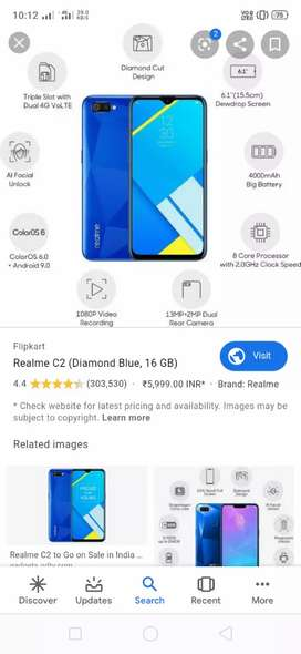 Realme 2 only one month use