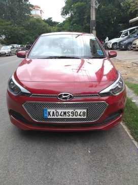 Hyundai Elite I20 Sportz 1.2 (O), 2017, Petrol