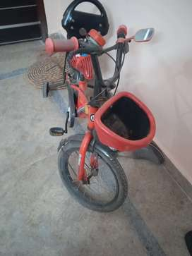Kids Cycle hardly used
