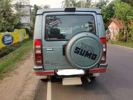 Tata Sumo Delux, 2002, Diesel