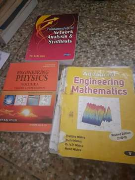 Engineering books maths physics network