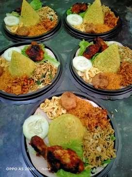 """""""Dapur Bunda"""",, Nasi kotak, Nasi bungkus,Nasi Bento,tumpeng mini,dl"""
