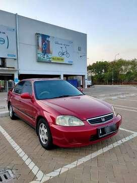 Honda Civic SO4 Ferio 1.6 Automatic, Interior Orisinil