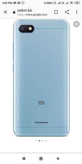 Mi 6A blue
