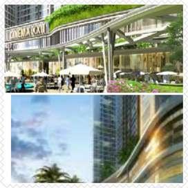 Apartemen mewah berkelas dekat bandara smart home kawasan sudah jadi