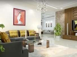 3 BHK Semi Furnished Flat for rent in Madhapur.