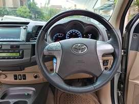 Toyota Fortuner 2013 Diesel