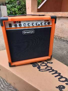 Amplifier gitar 8in orange