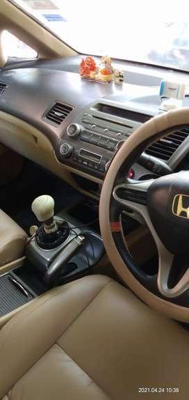 Honda Civic, 2008, Petrol