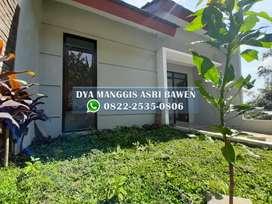 Rumah di Ungaran, Rumah Mewah Murah Dekat Pintu TOL Bawen Semarang