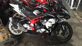 Honda Cbr Kabuki Limited 100pcs