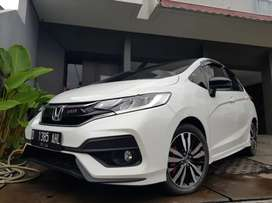 HONDA ALL NEW JAZZ RS CVT 2019 AT