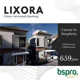 Hunian dengan Konsep Luxury in Simplicity