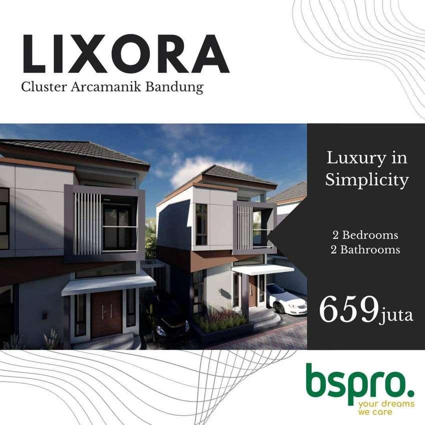Hunian dengan Konsep Luxury di Arcamanik Antapani Bandung