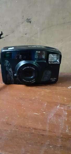 Jual kamera fujifilm DL-290 Zoom kondisi hidup tapi kurang normal