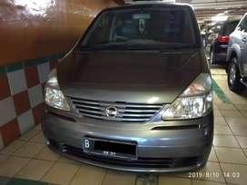 Nissan serena CT 2010 Matic mulus dijual cepat