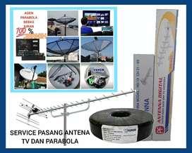 instalasi jasa ahli pasang parabola dan antena TV digital