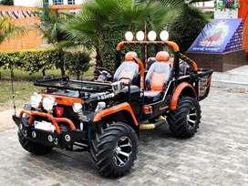 Willys open jeeps