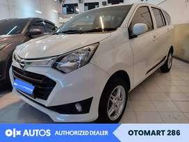 [OLXAutos] Daihatsu SIGRA 2018 D 1.0 M/T  TDP 20 JT