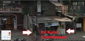 Jual Rumah 2 Lantai Jalan Terusan Buah Batu Bandung eks Ruko / Warung