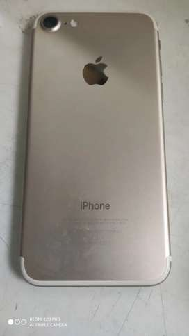 Iphone 7 32gb gold bill date 16/01/19