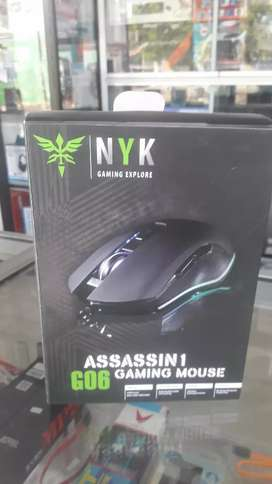 Mouse Gaming NYK Assasin