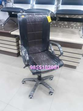 Brand New(Manufacturer)New Office chair,Revolving chair,Office table