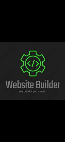 Website Building at the lowest price...
